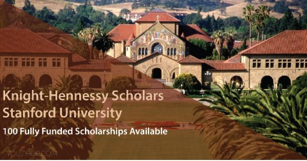 Fully Funded Scholarship in USA