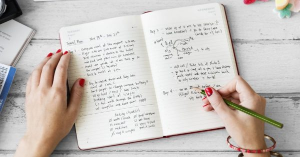 Why Journal ? Top 8 Benefits of Keeping a Journal