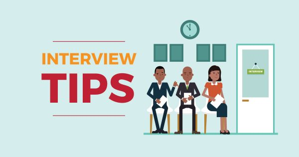 Ace your interview with these 9 interview tips!
